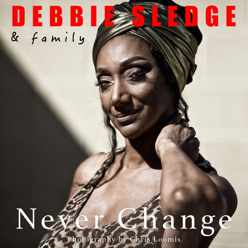 Debbie Sledge - Never Change [Lapanouse Music]