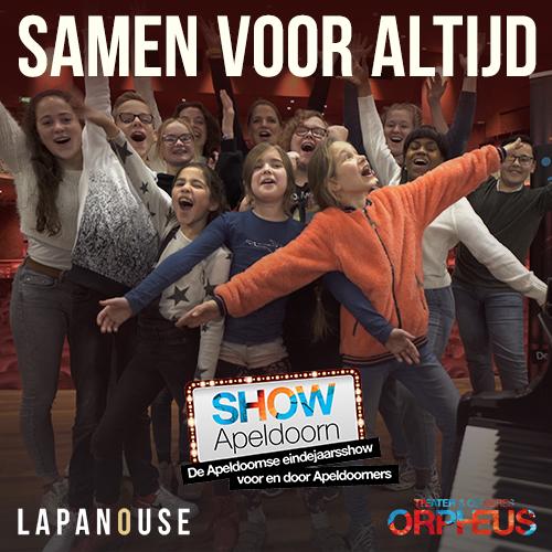 Show Apeldoorn-Samen voor altijd