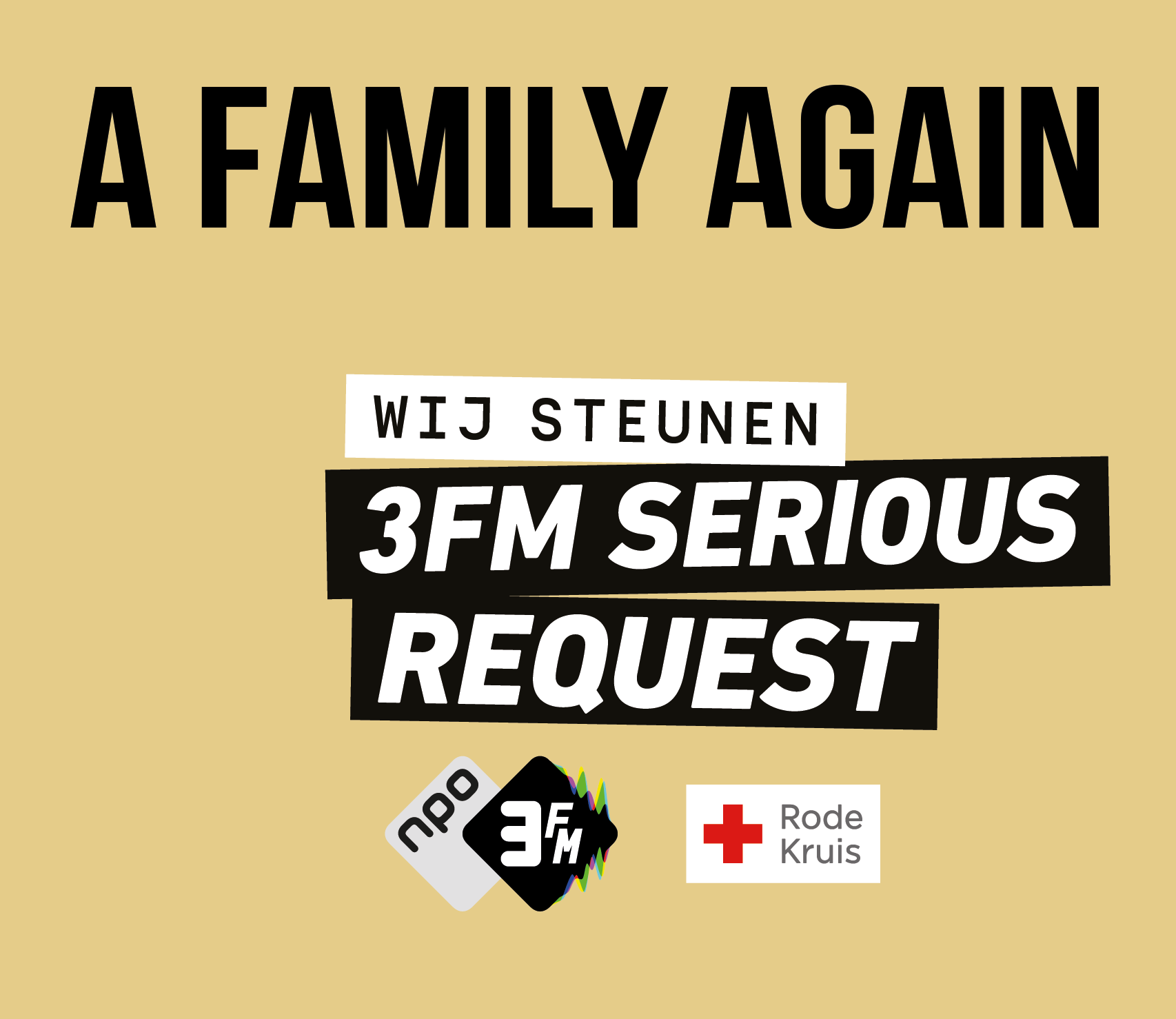 Serious Request 2017-A family again