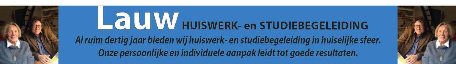 Bart Lauw studiebegeleiding